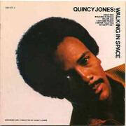 CD - Quincy Jones - Walking In Space