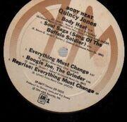 LP - Quincy Jones - Body Heat - Original US pressing