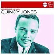 CD - Quincy Jones - Swinging The Big Band (jazz Club)