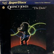 LP - Quincy Jones - The Dude - ONLY FAIR CONDITION AUDIOPHILE
