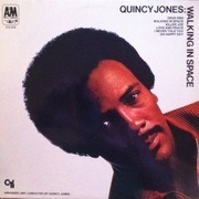 LP - Quincy Jones - Walking In Space