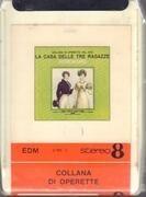 8-Track - R. Righetti - La Casa Delle Tre Ragazze - Still sealed