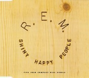 CD Single - R.E.M. - Shiny Happy People