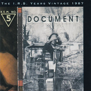 CD - R.E.M. - Document - Picture CD