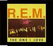 CD Single - R.E.M. - The One I Love