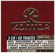 CD - R.I.O. / Coldplay / Kaskade / Tomcraft a. o. - Kontor - Top Of The Clubs Vol. 53 - Still Sealed
