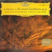 LP - R.Strauss - Also Sprach Zarathustra,, Berliner Philh, Böhm