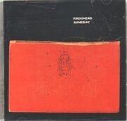 CD - Radiohead - Amnesiac