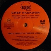 Double LP - Raekwon - Only Built 4 Cuban Linx ...