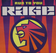 12inch Vinyl Single - Rage - Run To You