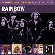 CD-Box - Rainbow - 5 Original Albums
