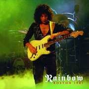 Double LP - Rainbow - Boston 1981