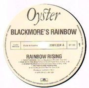 LP - Rainbow - Rising