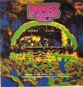Double LP - Rainbow, Golden Earring, The Hollies, ... - Rock In Concert Vol. 1