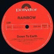 LP - Rainbow - Down To Earth