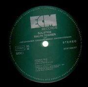 LP - Ralph Towner - Solstice