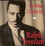 12'' - Ralph Tresvant - Do What I Gotta Do