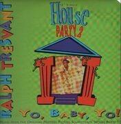 12'' - Ralph Tresvant - Yo, Baby, Yo!