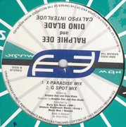 12inch Vinyl Single - Ralphie Dee & Dino Blade - Calypso Interlude