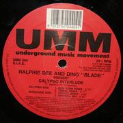 12'' - Ralphie Dee & Dino Blade - Calypso Interlude