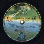 LP - Ramases - Glass Top Coffin - original UK
