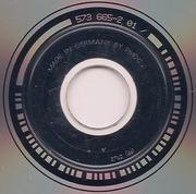 CD Single - Rammstein - Engel