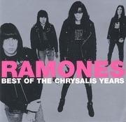 CD - Ramones - Best Of The Chrysalis Years