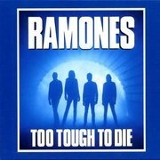 CD - Ramones - Too Tough to die