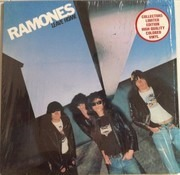 LP - Ramones - Leave Home - Colored Vinyl