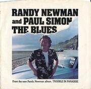 7inch Vinyl Single - Randy Newman And Paul Simon - The Blues