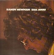 LP - Randy Newman - Sail Away - + insert