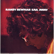 CD - Randy Newman - Sail Away