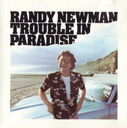 CD - Randy Newman - Trouble In Paradise