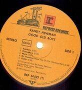LP - Randy Newman - Good Old Boys