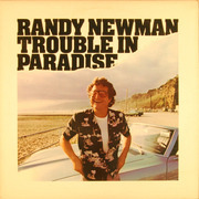 LP - Randy Newman - Trouble In Paradise