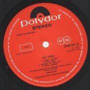 LP - Rare Bird - Epic Forest - +bonus 7inch Vinyl Single