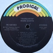 LP - Rare Earth - Rarearth - Still sealed