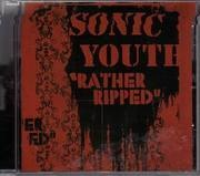 CD - Sonic Youth - Rather Ripped