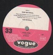 LP - Raw Material - Raw Material - Original 1st German, Pokora 5001