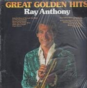 LP - Ray Anthony - Great Golden Hits