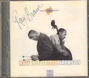 Double CD - Ray Brown , Milt Jackson - Much In Common / All-Star Big Band - Signed