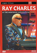 DVD - Ray Charles - At The Montreux Jazz Festival