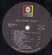 LP - Ray Charles / Don Costa / Brian Hyland a.o. - All Star Cast