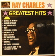 LP - Ray Charles - Greatest Hits