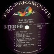 LP - Ray Charles - Greatest Hits - Original US