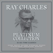 LP-Box - Ray Charles - Platinum Collection-Color - HQ-Vinyl LIMITED