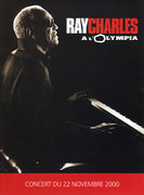 DVD - Ray Charles - Ray Charles At The Olympia - all regions / English / French