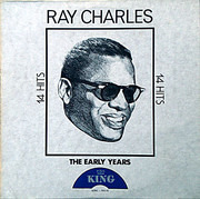 LP - Ray Charles - Ray Charles The Early Years