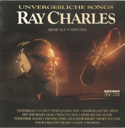 CD - Ray Charles - Unvergeßliche Songs