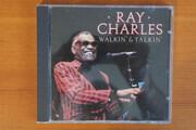 CD - Ray Charles - Walkin' & Talkin'